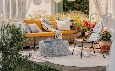 Decorar tu terraza para disfrutar de ella en verano