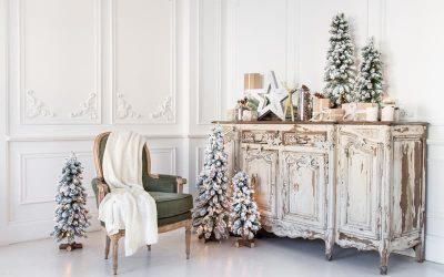5 Estilos para decorar esta Navidad