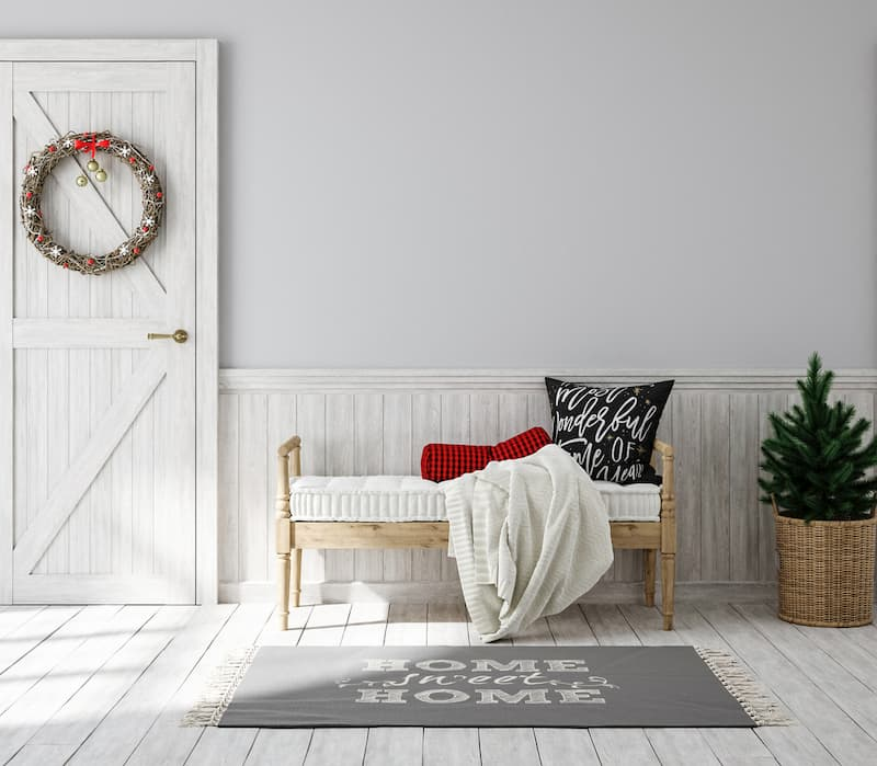 decorar navidad estilo nordico