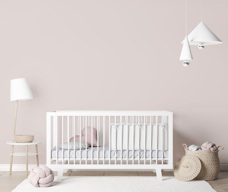 diseñar habitación bebé